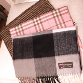 Win a Cashmere Scarf!