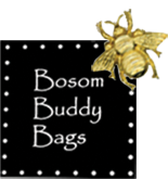 Bosom Buddy Bags at Finley House Couture