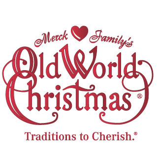 Old World Christmas ornaments at Carriage Trade Living